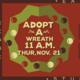 Student Union: Adopt-A-Wreath
