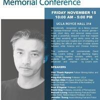 David Wong Louie Memorial Conference