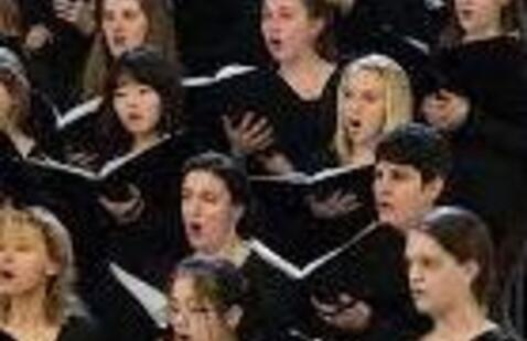Choral Concert: Five Centuries of Women Choral Composers