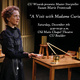 "CU Wizards: ""A Visit with Madame Curie"""