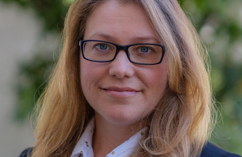 """Biology Seminar: Anna Jacobsen, PhD, """"Moving water through wood: Structure and function of the vascular network of woody plants"""""""