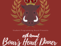 85th Annual Boar's Head Dinner