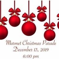 Marmet Christmas Parade