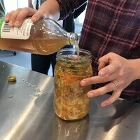 Fire Cider Tasting & Herbal Mocktail Class