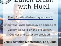 Lunch break with Huell
