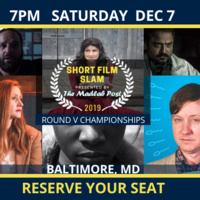 2019 Short Film Slam: Round V Championships presented by The Madlab Post