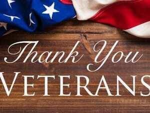 Veteran's Day-Free Healing Event