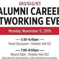 Geo Week: Alumni Career Networking Event