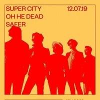 Super City @ Ottobar!