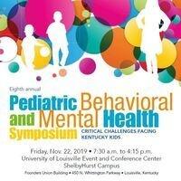 Pediatric Behavioral and Mental Health Symposium