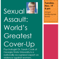 Sexual Assault: World's Greatest Cover-Up