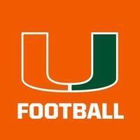 University of Miami Football vs Pittsburgh