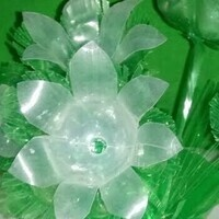 Making Plastic Flowers