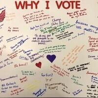 Wildcats Vote organization meeting