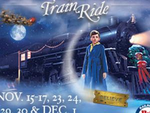 The Polar Express Train Ride at B&O Railroad Museum
