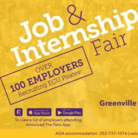 Job & Internship Fair