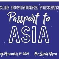 CDU Presents: Passport to Asia