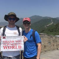 Education Abroad: Summer Programs & Alumni Appreciation