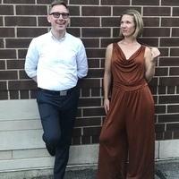 Alan Theisen; saxophone & Marianne Parker; piano