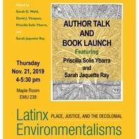 Latinx Environmentalisms Book Party