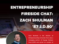 Entrepreneurship Fireside Chat