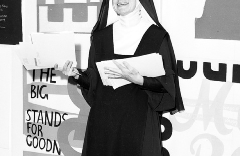 Sister Corita Kent Day