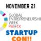 Startup Con!!