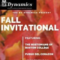 BC Dynamics Fall Invitational