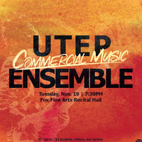 UTEP Commercial Music Ensemble Concert
