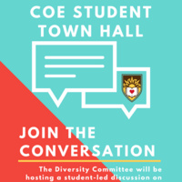 College of Education Student Town Hall