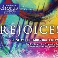 Rejoice! Children's Chorus of Maryland Winter Concert