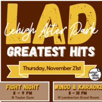 LAD Greatest Hits | Lehigh After Dark
