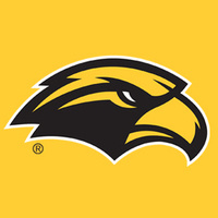 Southern Miss Athletics Golden Eagle logo