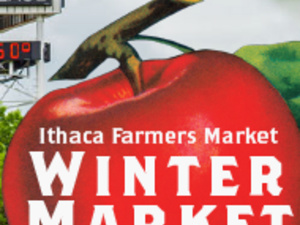 Winter Market at Triphammer Marketplace!