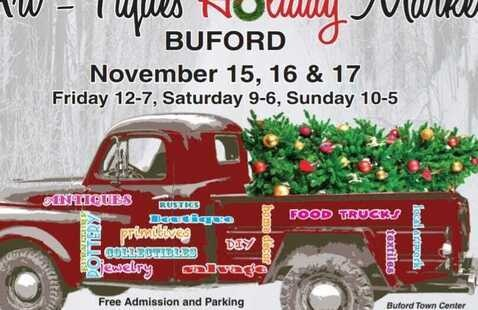 Art-Tiques Holiday Market Buford