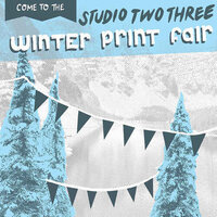 Winter Print Fair