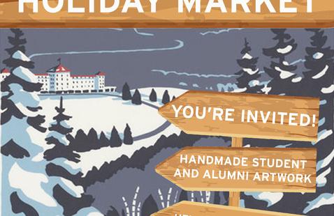 MassArt Made Holiday Market