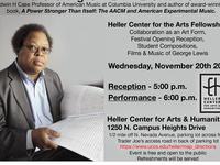 Collaboration as an Art Form: - Heller Center for Arts & Humanities