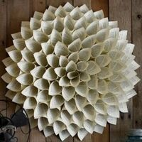 Create Your Own Book Wreath!