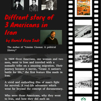 "Film Screening: ""A Different Story of 3 Americans In Iran"""