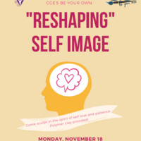 Mental Health Monday - Reshaping Self Image