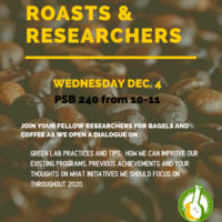 Roasts & Researchers