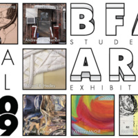 """B.F.A. Group Exhibition"""