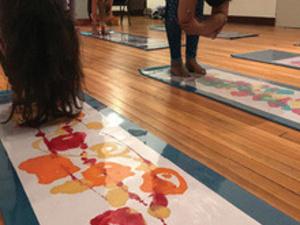 Yoga Paint Party