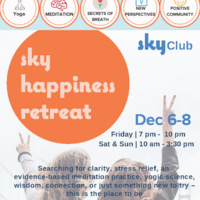 SKY Campus Happiness Retreat