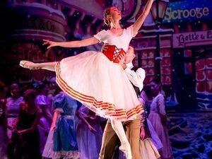 "Charm City Ballet presents, ""A Christmas Carol"""