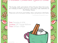 LSC Annual Christmas Open House