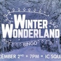 Winter Wonderland Bingo
