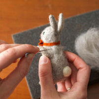 Crafty Hour: Needle Felting