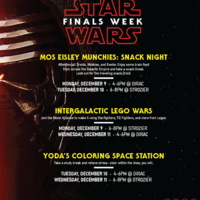 Star Wars Finals: Yoda's Coloring Space Station